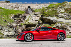 Honda NSX (Nico K. Photography) Tags: honda nsx rare supercars red nicokphotography switzerland sanbernadinopass