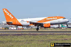 Airbus A319 easyjet Europe OE-LQU (Ana & Juan) Tags: airplane airplanes aircraft airport aviation aviones airbus a319 easyjet landing madrid mad madridbarajas barajas lemd spotting spotters spotter planes canon closeup ixspotterdaymad