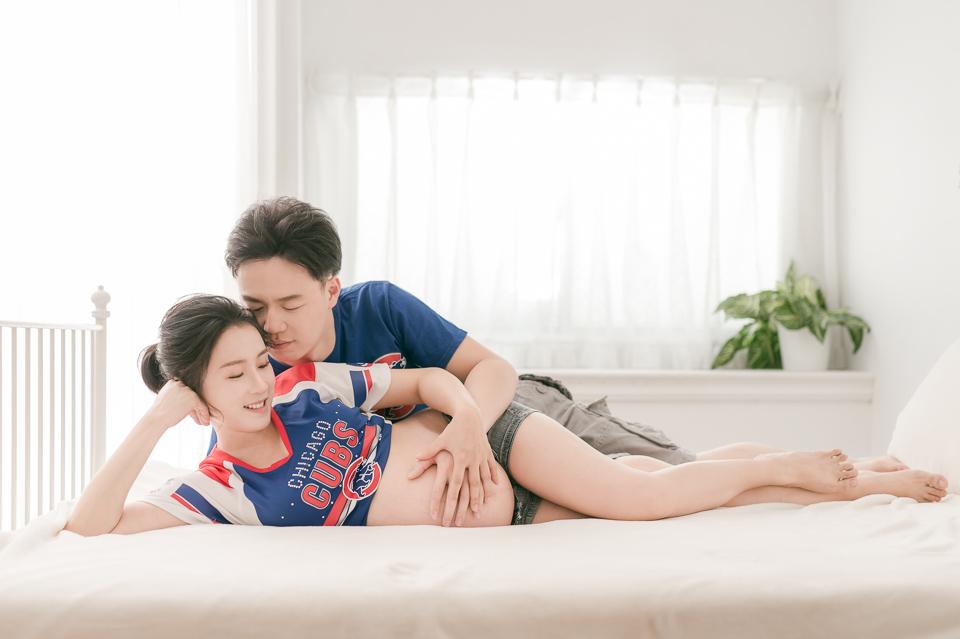 推薦 台南孕婦寫真 浪漫時尚孕媽咪 SY 030