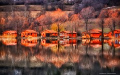 My Provence Adventure (tatewrightphotography) Tags: supershot frenchalps reflecting