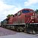 CP 8826 Leads SB Covered Hopper Iowa Falls, IA 6-26-18