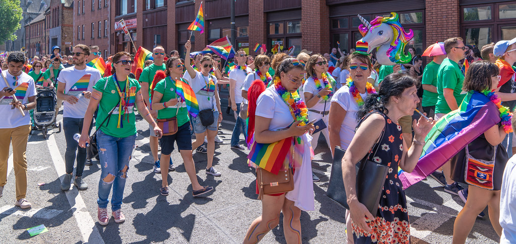 ABOUT SIXTY THOUSAND TOOK PART IN THE DUBLIN LGBTI+ PARADE TODAY[ SATURDAY 30 JUNE 2018]-141755