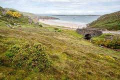 Ceannabeinne Beach (Paul C Stokes) Tags: ceannabeinnebeach ceannabeinne beach stonebridge stone bridge scotland northcoast northcoast500 north coast 500 nc500 traigh alt chailgeag a838 rispond sonya7r2 sony a7r2 zeiss1635 zeiss 1635 1635mm sel1635z
