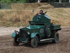 Rolls-Royce Armoured Car (Megashorts) Tags: rollsroyce armoured car olympus omd em1 mzd 40150mm f28 pro war military armour armor armored fighting bovington bovingtontankmuseum tankmuseum bovingtonmuseum museum thetankmuseum england dorset uk tankfest 2018 tankfest2018 show sunday tank