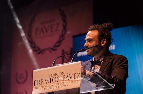 Ceremonia de Clausura de la V Edición Premios Pávez