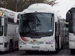 Bus Eireann SP4 (05D54292). (Fred Dean Jnr) Tags: buseireann ennis clare april2010 scania irizar ennisdepotclare sp4 05d54292