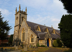Earley St Peter's (Treflyn) Tags: earley st peters saint local parish church reading berkshire uk