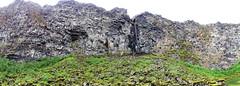 Cañon o desfiladero de Asbyrgi Parque Nacional Jokulsargljufur Islandia 03 (Rafael Gomez - http://micamara.es) Tags: desfiladero de asbyrgi parque nacional jokulsargljufur islandia cañon o ásbyrgi río jökulsá á fjöllum jökulsárgljúfur acantilados river canyon iceland