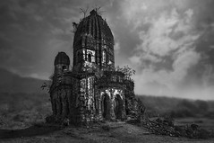 Ruins of glory .. (tchakladerphotography) Tags: temple architecture heritage ancient ancientruins historic mughal asia purulia tourism garhpanchakot architect asian goddess maratha old attraction tomb ruinedcity hindu stone monument landmark indianarchitecture westbengal religion panchet ruinedbuilding ruinedtemple dome god beautiful building indian hindutemple history india travel garpanchkot hinduism mughalempire historical famous bargi city indiantemple ruin templesinindia art garden ruinedwall ruinsofbuildings antique wall