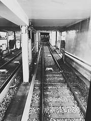 Immer am arbeiten (steffen.budde) Tags: berlin gleis subway underground