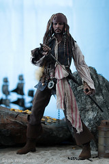 114 (SEANW5484) Tags: hot toys dx15 captain jack sparrow pirates caribbean dead men tell no tales