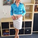 Frilly blouse thumbnail
