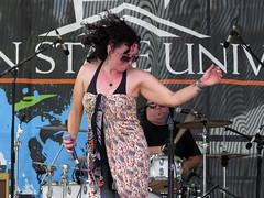 Spaceboy (Multielvi) Tags: baltimore maryland md city artscape spaceboy concert live music woman sing singer