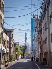 Tokyo Skytree (AMcUK) Tags: taitōku tōkyōto japan jp em10 omdem10 omdem10mkii em10mkii omd olympus olympusuk m43 micro43rds micro43 microfourthirds nippon tokyo