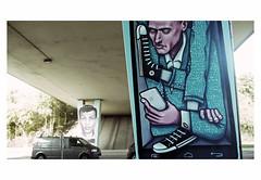 LESGEANTSDANDERLECHT # 4 (bruXella & bruXellus) Tags: mural graffiti urbanart lesgéantsdanderlecht anderlecht karting brussels brussel belgien belgique belgium belgië leicadlux3