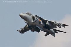 6394 Harrier (photozone72) Tags: harrier harrierjumpjet farnborough fias aviation airshows aircraft airshow canon canon7dmk2 canon100400f4556lii 7dmk2