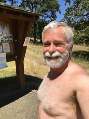 3718CRPEntrance (sampers56) Tags: chip ross park corvallis bike ride hairy chest