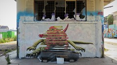 Cee Pil / DOK - 27 jun 2018 (Ferdinand 'Ferre' Feys) Tags: gent ghent gand belgium belgique belgië streetart artdelarue graffitiart graffiti graff urbanart urbanarte arteurbano ferdinandfeys ceepil