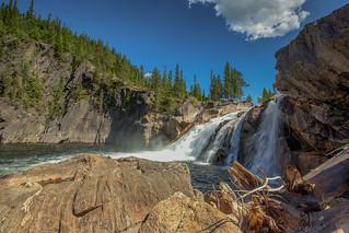 Waterfalls @ Fjord @ Norway 2018