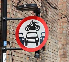 Road sign (ec1jack) Tags: riseofthenonconformists whitecrossstreet party street stlukes oldstreet islington london england britain uk europe summer sunny july 2018 ec1jack kierankelly canoneos600d graffit artist urban art roadsign