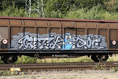 CITY DOGS (rebecca2909) Tags: germangraffiti cologne köln graffiti graff trains train cargo fr8 freight citydog