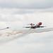 EGLF - Boeing 727 & The Blades