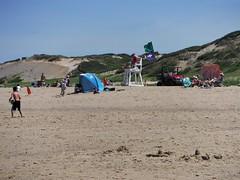 DSCF3134, Life Guard station, July 2018 (a59rambler) Tags: massachusetts capecod beach