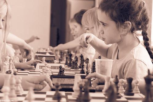 VII Szachowe Mistrzostwa Szkoły Społecznej-91