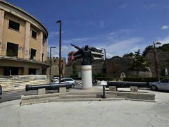 durres (1) (pensivelaw1) Tags: durres albania balkans castle ampitheater romanruins mosque