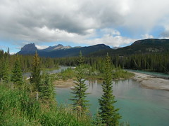Bow Valley Parkway (Mr. Happy Face - Peace :)) Tags: summer banff albertabound art2018 nwn