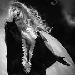 In This Moment (Kitty van de Waart concert and music photography) Tags: this moment maria brink 013 music musicphotography mic metal metalmusic musicinblackandwhite concertphotography concert concertphotographer big bad wolf drums drummer guitar player musical instruments masks mask long hair blond guitars gigpics gigphotography photographer goth gothic