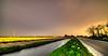 30 Seconds To Dusk. (Alex-de-Haas) Tags: 11mm adobe blackstone d850 dutch hdr holland irix irix11mm irixblackstone lightroom nederland nederlands netherlands nikon nikond850 noordholland photomatix beautiful beauty bloem bloemen bloementeelt bloemenvelden cirrus floriculture flower flowerfields flowers landscape landschaft landschap lente lucht mooi polder skies sky spring sun sundown sunset tulip tulips tulp tulpen zonsondergang