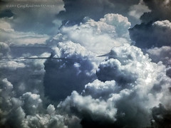 Building Qs 2011 (Greg Reed 54) Tags: thunderstorm thunderstorms cloud clouds flight aviation storm storms rain aerial