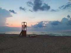 #observation #greece #trip #evening #sky #clouds #sea #summer #beach (tetianaberezenko) Tags: observation greece trip evening sky clouds sea summer beach