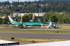 Compass Rose (737 MAX Production) Tags: boeing737max b737 boeing boeing737 boeing7378 boeing7378max