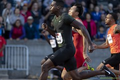IMG_6294 (msbphotos) Tags: track trackandfield 100m 100meters 100mmen aaronbrown sprint