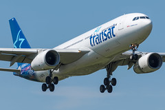 Air Transat / A332 / C-GGTS / LFRS 03 (_Wouter Cooremans) Tags: spotting spotter avgeek aviation airplanespotting nantes nte air transat a332 cggts lfrs 03 airtransat