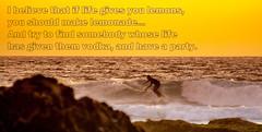 Lemons (Tony Shertila) Tags: areia lisboa prt portugal geo:lat=3873179071 geo:lon=947360516 geotagged saying words text