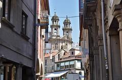 Pontevedra: Capela da Virxe Peregrina (zug55) Tags: pontevedra galicia españa spain spanien galicien capeladavirxeperegrina chapelofthepilgrims caminodesantiago capela chapel pilgrims church iglesia igrexa baroque barock barroco virxedocamino virgenofthecamino chapelofthevirginofthepilgrims s