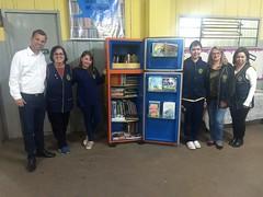 Visita - Escola Angelo Trevisan