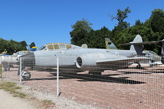 Gloster Meteor (CHRISTOPHE CHAMPAGNE) Tags: 2018 france chateau savigny beaune gloster meteor