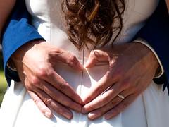 "P1190078 (Andy Sut) Tags: wedding bride groom uk traditional england summer matrimony couple romance love british ""thrumpton hall"" nottingham nottinghamshire"