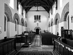 All Saints' Church, Brixworth, Northants. (mattgilmartin) Tags: bw northampton saxonchurch saxon church