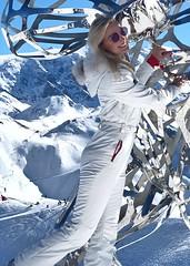SOI white (skisuitguy) Tags: skisuit snowsuit ski snow suit skiing skifashion skiwear skioutfit onepieceskisuit onepiecesuit onesie onepiece skibunny snowbunny skianzug skidress allinone kombez skisuits