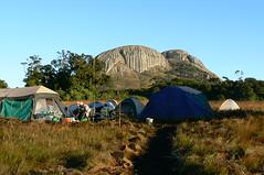 Base camp - Muretha plateau