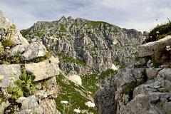 No man's land (matteo.buriola) Tags: friuli alpi giulie tarvisiano sella nevea cime castrein passo degli scalini landscape panorama paesaggio mountains trekking hiking nikon d3100