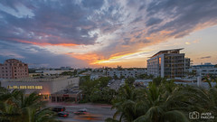 Sunset (..Javier Parigini) Tags: usa miami miamibeach southbeach florida nikon nikkor d4 2470mm 28 landscape paisaje urbano javierpariginifotografia sunset atardecer sun sol