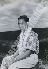 937- 5556 (Kamehameha Schools Archives) Tags: kamehameha archives ksg ksb ks oahu kapalama luryier pop diamond 1955 1956 anthony nahoi may day