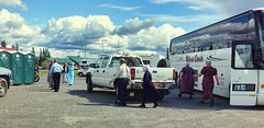 Old world visitors to Alaska (JLS Photography - Alaska) Tags: people bus amish mennonite jlsphotographyalaska travel men women alaska visitor