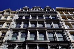 SoHo - maison 2 (luco*) Tags: usa united states america étatsunis damérique new york city manhattan soho immeuble building maison house